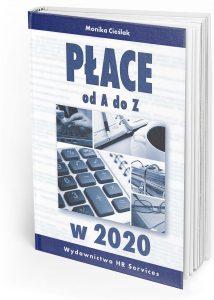 Płace od A do Z w 2020